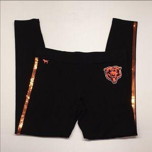 🔥RARE Victoria's Secret PINK Chi Bears leggings
